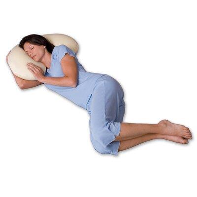 Big Curve 500 Thread Count Ergonomic Memory Foam Pillow