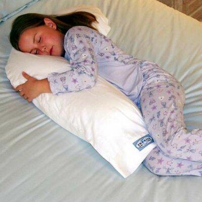 Hypoallergenic Junior Down Pillow
