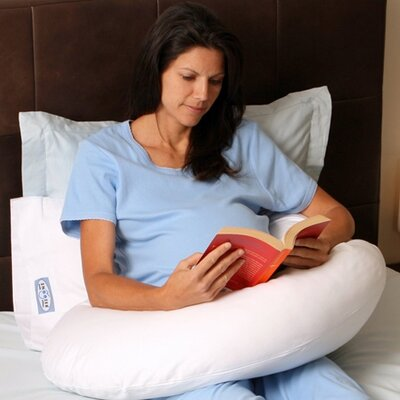 Snoozer� Goose Down Filler Upper Body Pillow