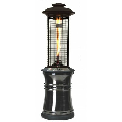 Lava Heat Ember Collapsible Liquid Propane Gas Patio Heater - Finish: Gun Metal at Sears.com