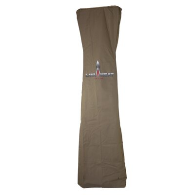 Canvas Tarp Triangular Patio Heater Cover