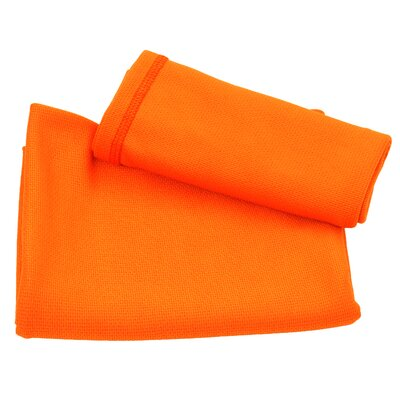 Ultra Fast Dry Beach Towel Color: Orange