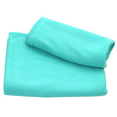 Ultra Fast Dry Beach Towel Color: Aqua