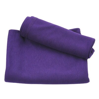 Ultra Fast Dry Beach Towel Color: Purple