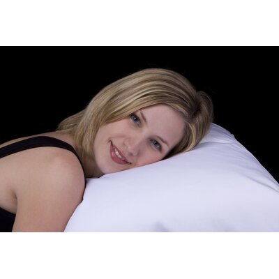 Hot Flash Wicking Pillowcase Color: White