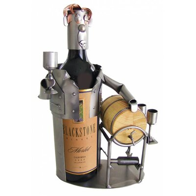 Taster 1 Bottle Tabletop Wine Rack
