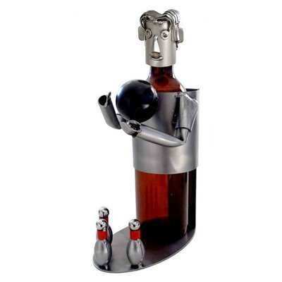 Bowler 1 Bottle Tabletop Wine Rack