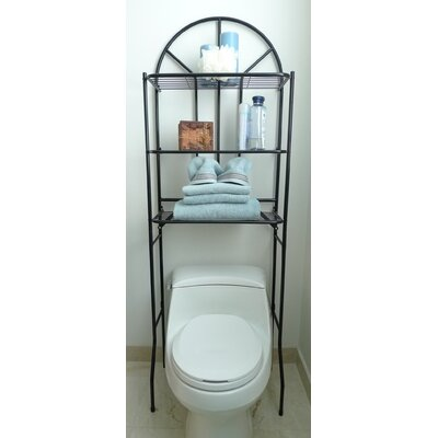 """Loraine Free Standing 23.2"""" W x 69"""" H Over the Toilet ANDV2788 42972427"""