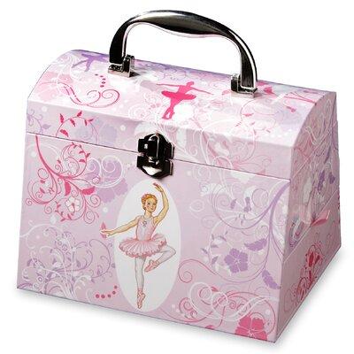 San Francisco Music Box Twirls and Swirls Ballerina Musical Jewelry Box at Sears.com