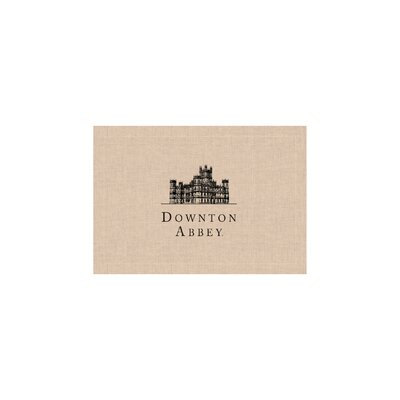 Downton Abbey Castle Placemat CNW1420NA-0878