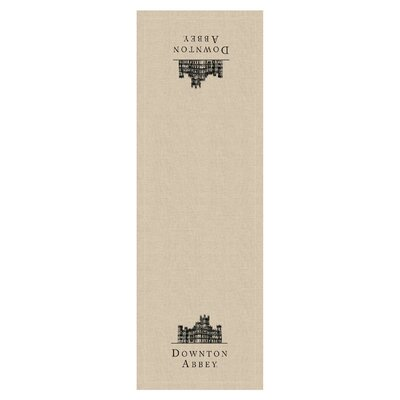 "Downton Abbey Castle Table Runner Size: 48"" W x 16"" L CNW1648NA-0878"