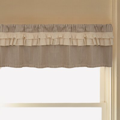 Downton Village Curtain Valance