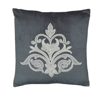 Downton Abbey Throw Pillow Color: Estate Blue
