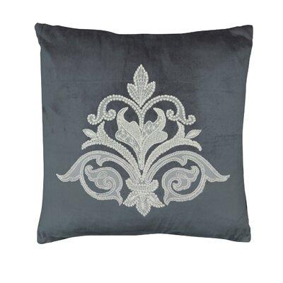 Downton Abbey Throw Pillow Color: Estate Blue