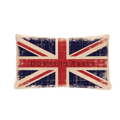 Downton Union Jack Pillow Cover