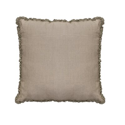 Ruffled Luxury Pillow Cover