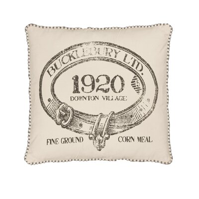 Downton Village 1920 Pillow Cover