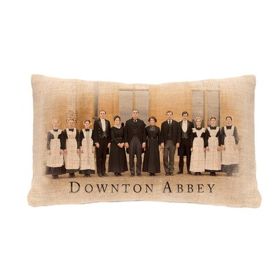 Downton Abbey Lumbar Pillow