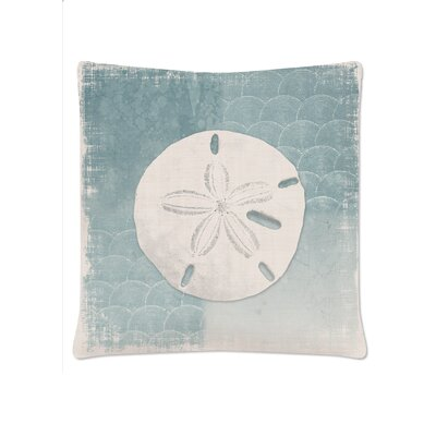 Justus Sand Dollar Throw Pillow
