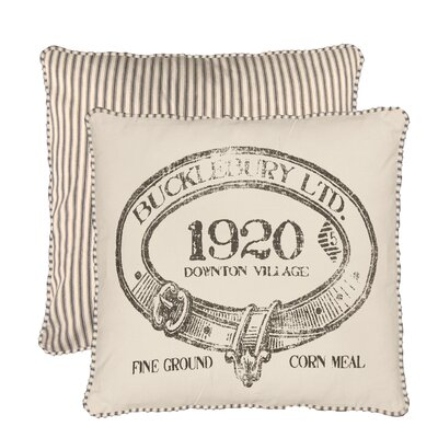 Downton Abbey 1920 Cotton Throw Pillow