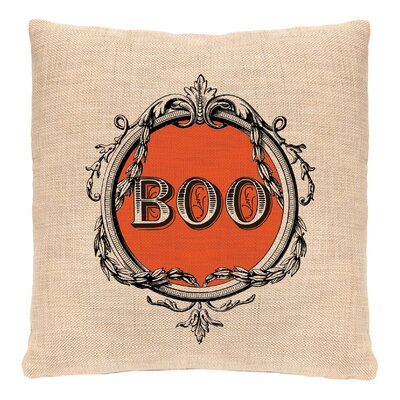 Halloween Frames Throw Pillow