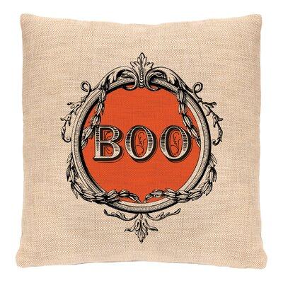 Halloween Frames Throw Pillow