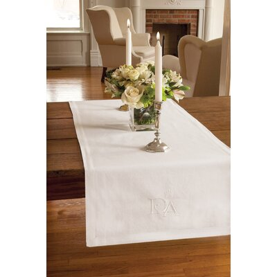 "Downton Abbey Table Runner Size: 78"" W x 18"" L DN-1878W"