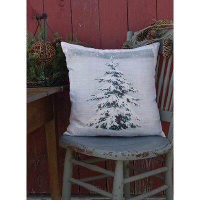 Yuletide Throw Pillow