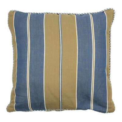 At Home with Marieke Throw Pillow Cover