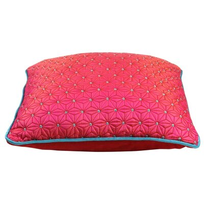 PiP Studio Throw Pillow Cover Color: Red