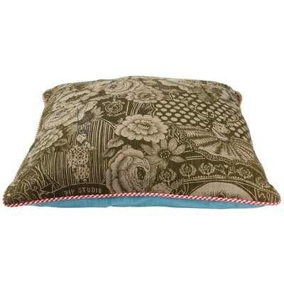 PiP Studio Throw Pillow Cover Color: Khaki