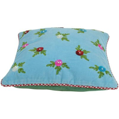 PiP Studio Throw Pillow Cover Color: Blue