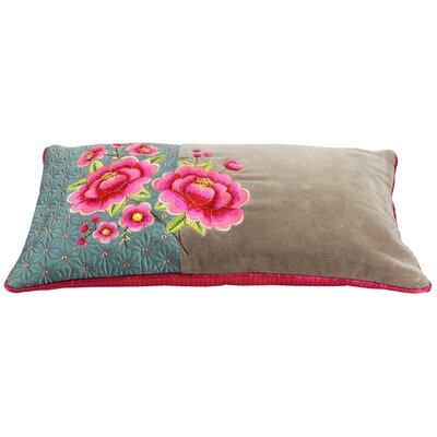 PiP Studio Lumbar Pillow Cover Color: Khaki