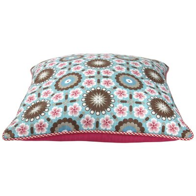 PiP Studio Throw Pillow Cover Color: Blue