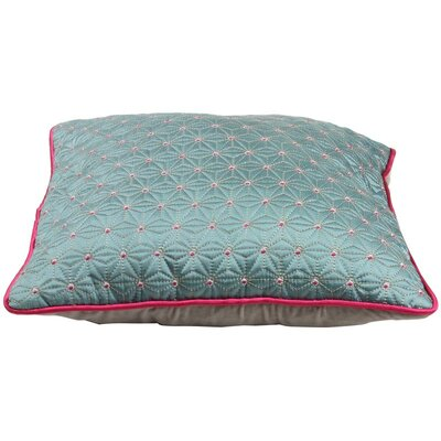 PiP Studio Throw Pillow Cover Color: Denim