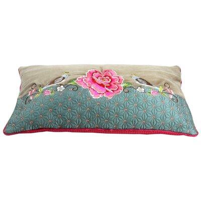 PiP Studio Lumbar Pillow Cover Color: Khaki