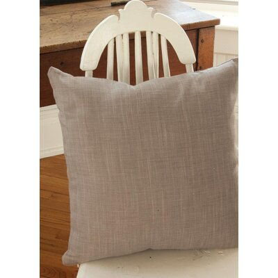 Jemuel Woven Pillow Cover Color: Natural