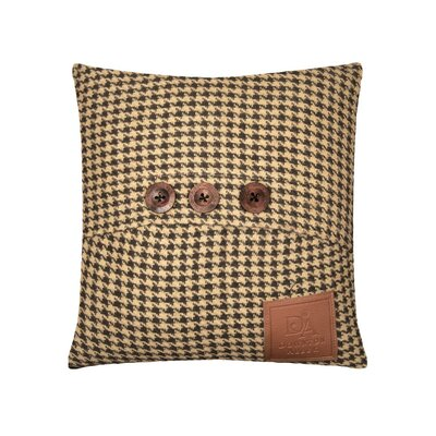 Russiaville Cotton Pillow Cover