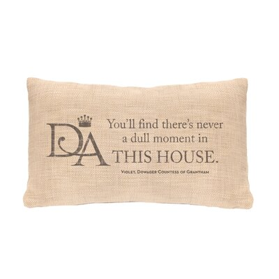 Fiddlehead This House Pillow Cover