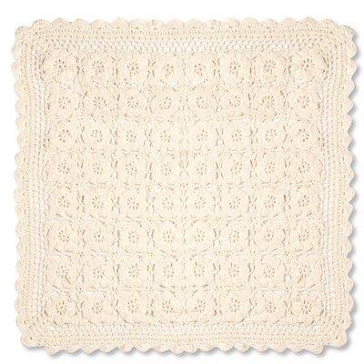 Blue Ribbon Crochet Doily BRC-1414C