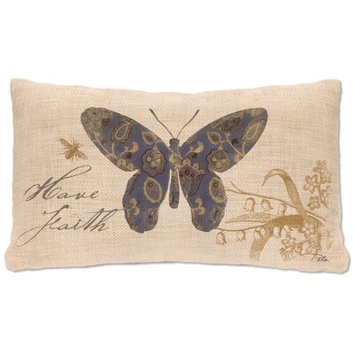 Brianna Have Faith Pillow