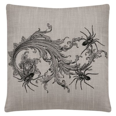 Gothic Spiders Pillow Cover