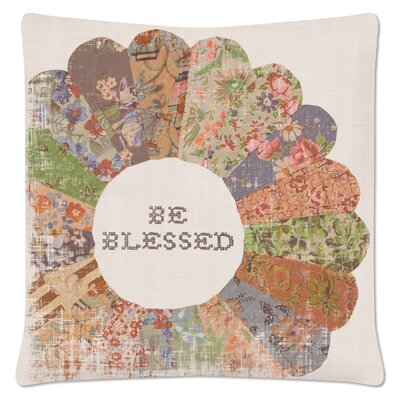 Wisdom Be Blessed Pillow Cover