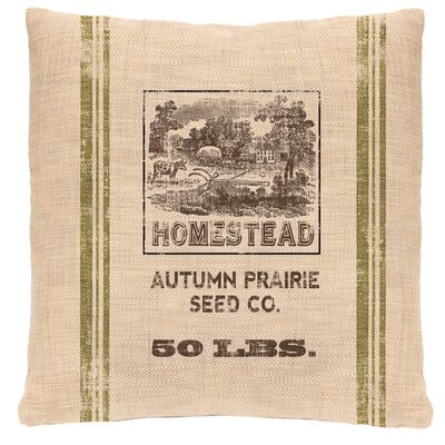 Tobin Homestead Pillow Cover