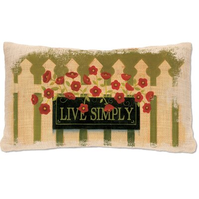 Blake Live Simply Rectangular Pillow Cover