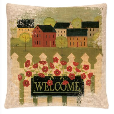 Blake Square Pillow Cover