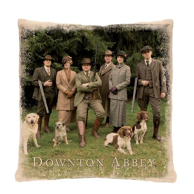 Fieldwork Zipper Pillow Cover