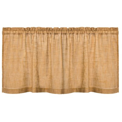 Homespun Tier Curtain