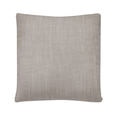Natural Wovens Pillow Cover Size: 18 L x 18 W