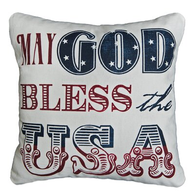 Vega God Bless Pillow Cover